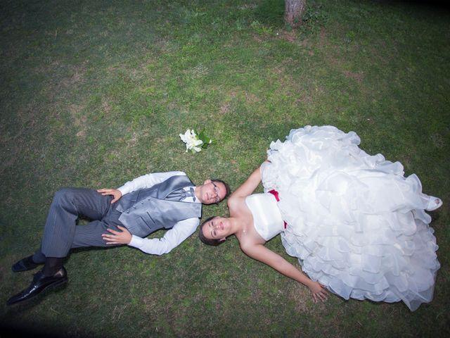 La boda de Alberto y Raquel  en Palencia, Palencia 17
