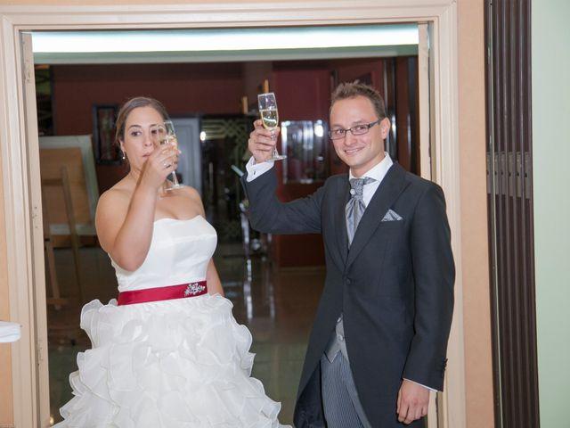 La boda de Alberto y Raquel  en Palencia, Palencia 18