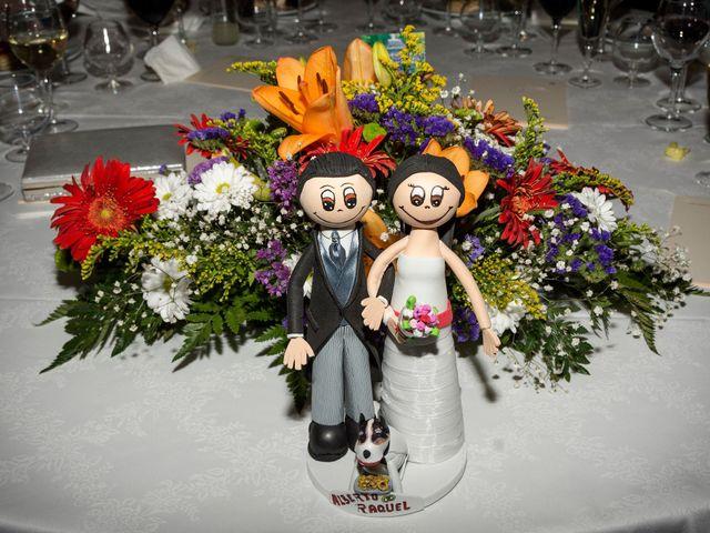 La boda de Alberto y Raquel  en Palencia, Palencia 19