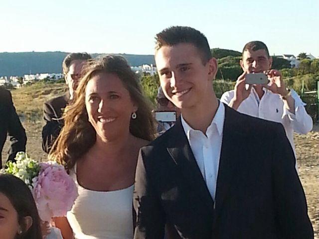 La boda de Esther y Paco en Zahara De Los Atunes, Cádiz 3