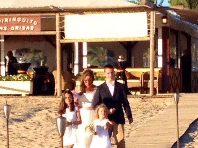 La boda de Esther y Paco en Zahara De Los Atunes, Cádiz 5