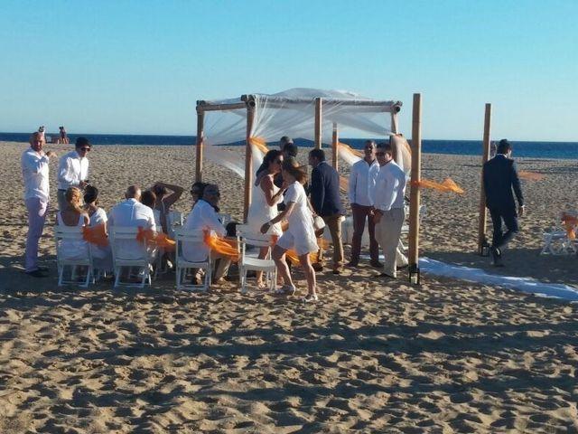 La boda de Esther y Paco en Zahara De Los Atunes, Cádiz 1
