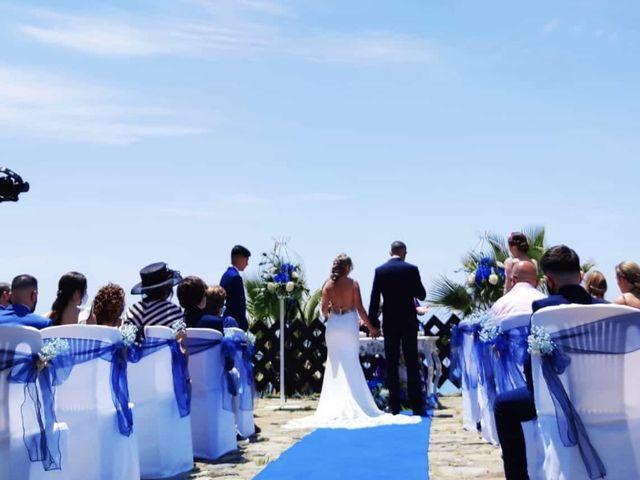 La boda de Roberto  y Laura en Almuñecar, Granada 1