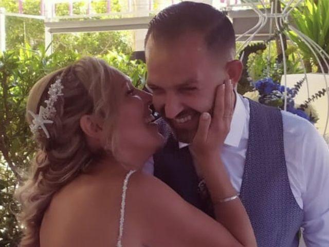 La boda de Roberto  y Laura en Almuñecar, Granada 2