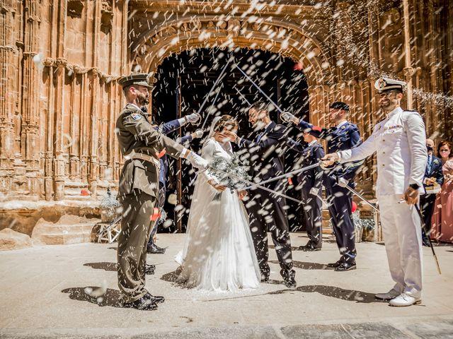 La boda de Ana Maria y Ivan en Torrenueva, Ciudad Real 2