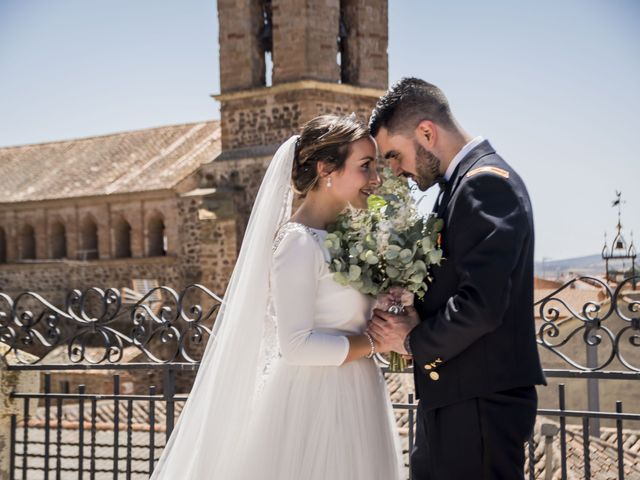 La boda de Ana Maria y Ivan en Torrenueva, Ciudad Real 10