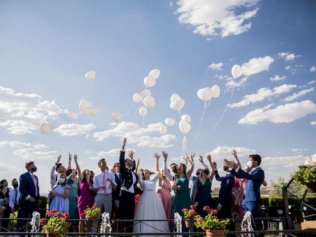 La boda de Ana Maria y Ivan en Torrenueva, Ciudad Real 11