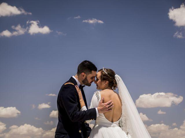 La boda de Ana Maria y Ivan en Torrenueva, Ciudad Real 16