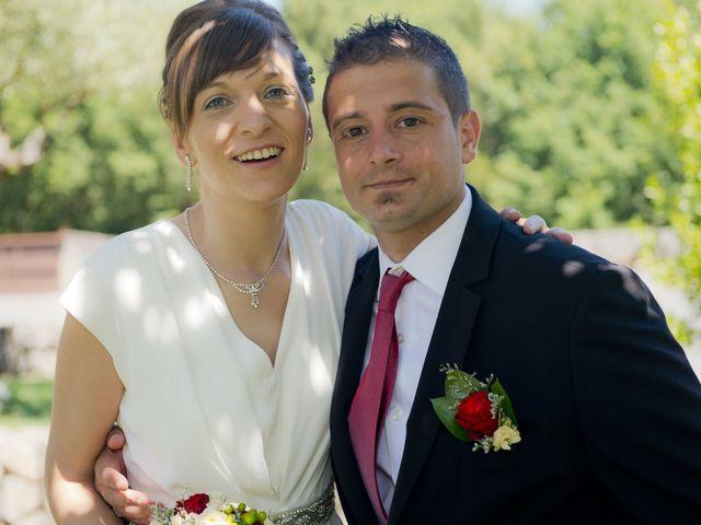 La boda de Roberto y Ana en Vilarnaz, Orense 2