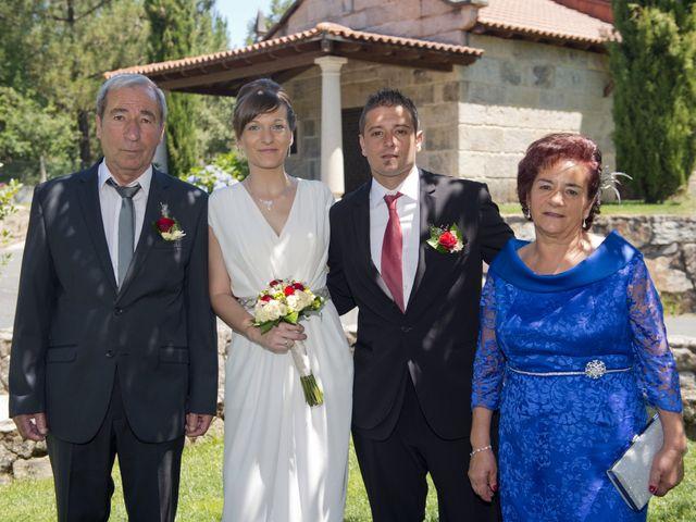 La boda de Roberto y Ana en Vilarnaz, Orense 3