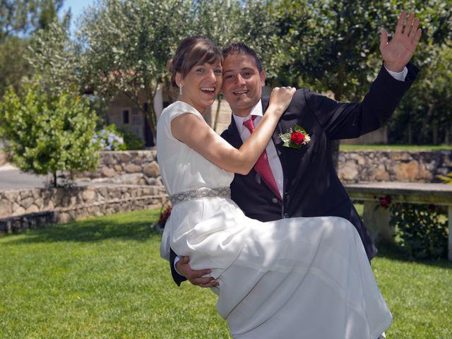 La boda de Roberto y Ana en Vilarnaz, Orense 4