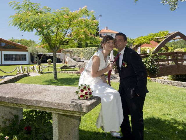 La boda de Roberto y Ana en Vilarnaz, Orense 7