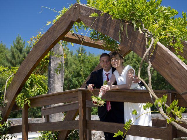 La boda de Roberto y Ana en Vilarnaz, Orense 1