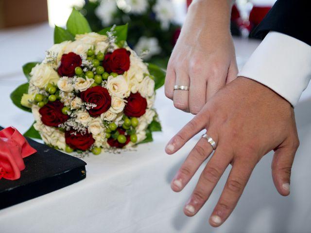 La boda de Roberto y Ana en Vilarnaz, Orense 9