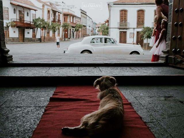 La boda de Nelson y Idaira en Teror, Las Palmas 2