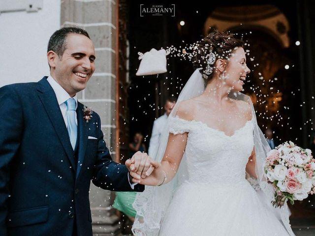 La boda de Nelson y Idaira en Teror, Las Palmas 3