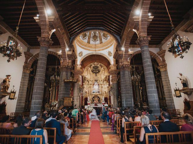 La boda de Nelson y Idaira en Teror, Las Palmas 5