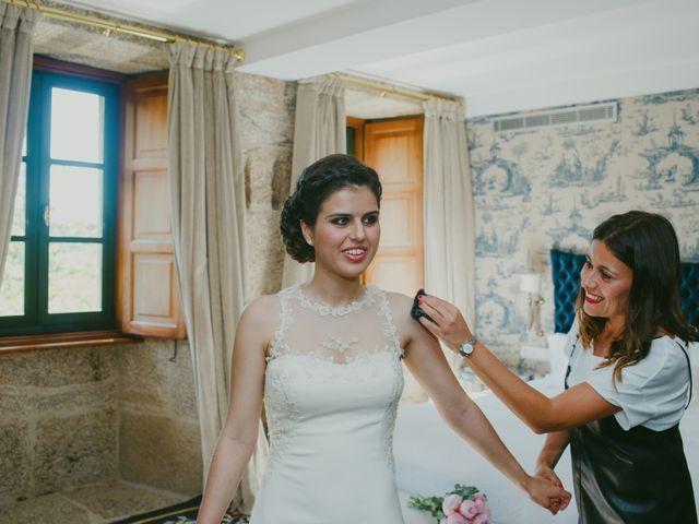 La boda de Daniel y Maria en Santiago De Compostela, A Coruña 2