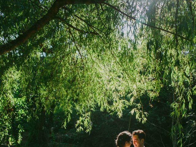 La boda de Daniel y Maria en Santiago De Compostela, A Coruña 18