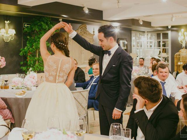 La boda de Daniel y Maria en Santiago De Compostela, A Coruña 32