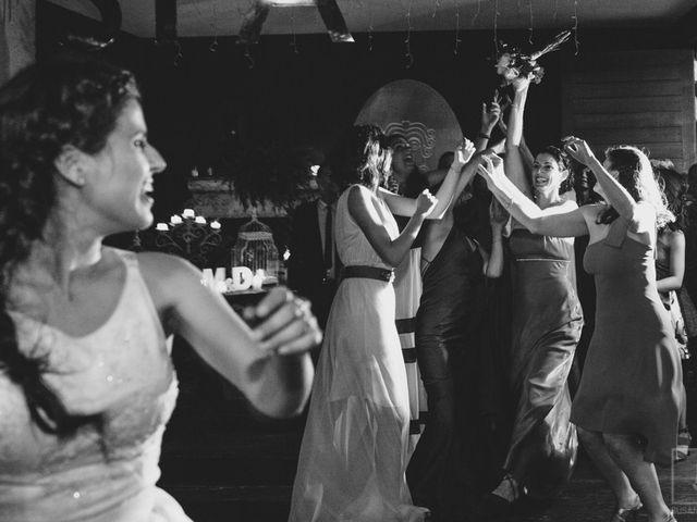 La boda de Daniel y Maria en Santiago De Compostela, A Coruña 35