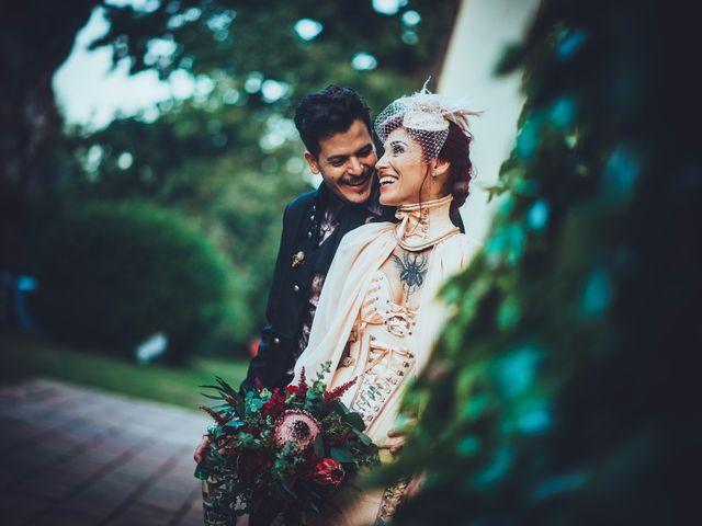 La boda de Fernando y Lara en Infiesto, Asturias 2