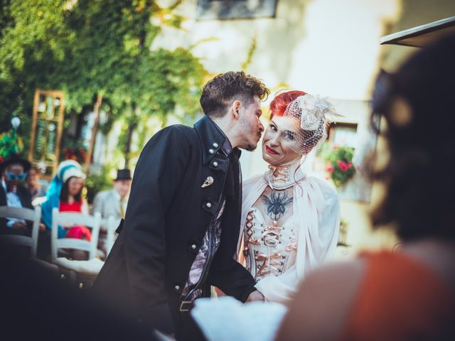 La boda de Fernando y Lara en Infiesto, Asturias 41