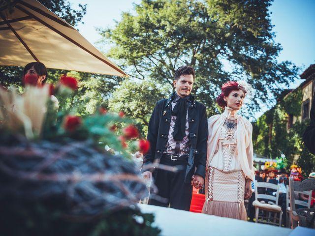 La boda de Fernando y Lara en Infiesto, Asturias 42