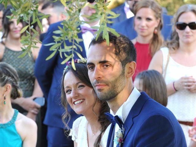 La boda de Jordi y Laia en Pontos, Girona 3