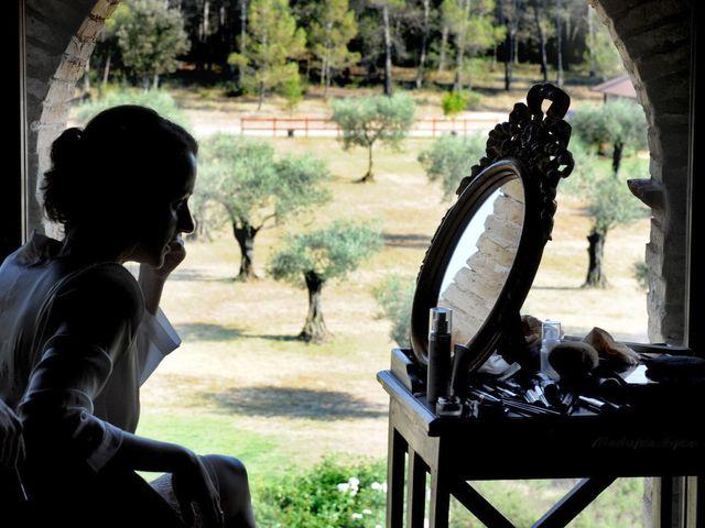 La boda de Jordi y Laia en Pontos, Girona 11