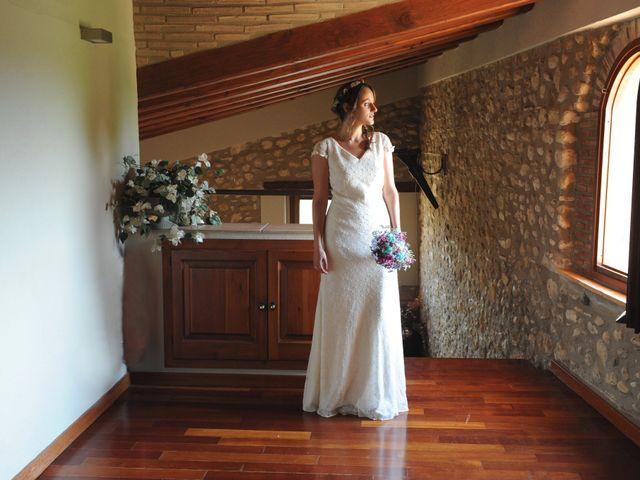 La boda de Jordi y Laia en Pontos, Girona 14