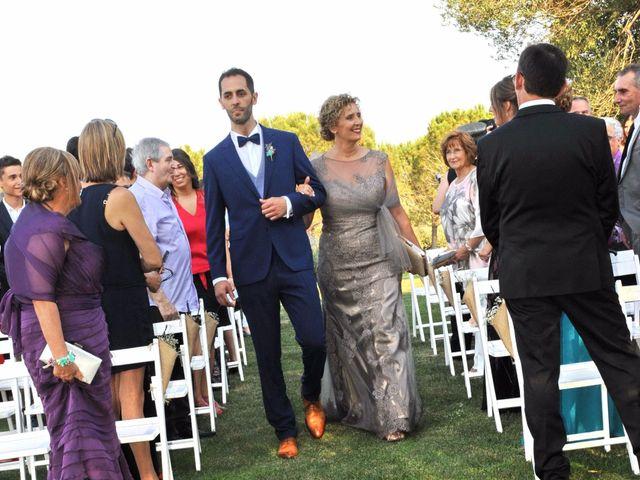 La boda de Jordi y Laia en Pontos, Girona 16