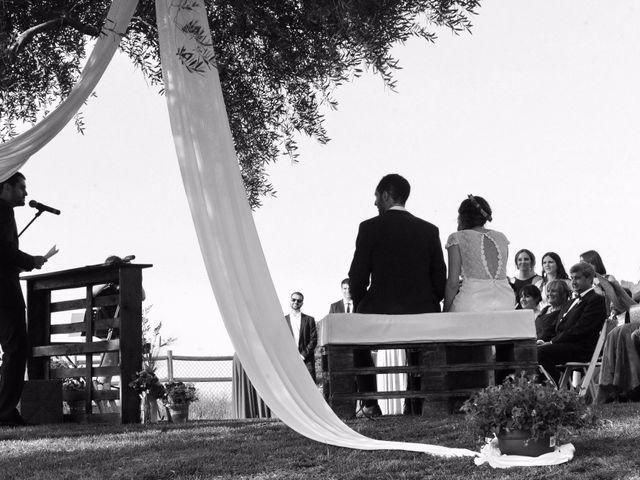 La boda de Jordi y Laia en Pontos, Girona 21