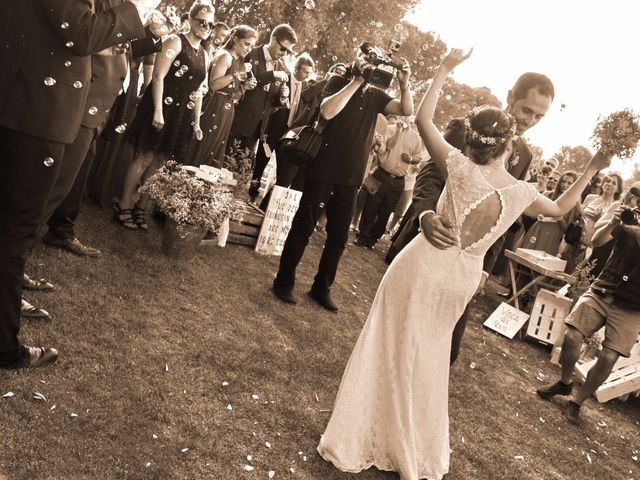 La boda de Jordi y Laia en Pontos, Girona 25