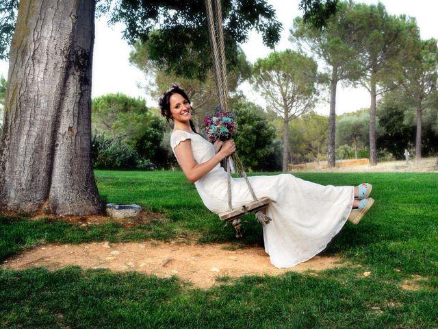 La boda de Jordi y Laia en Pontos, Girona 26