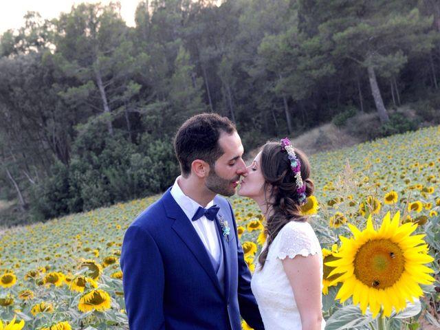La boda de Jordi y Laia en Pontos, Girona 27