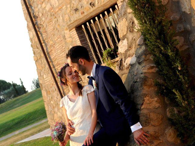 La boda de Jordi y Laia en Pontos, Girona 28