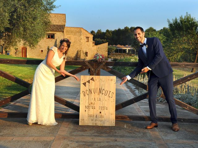 La boda de Jordi y Laia en Pontos, Girona 33