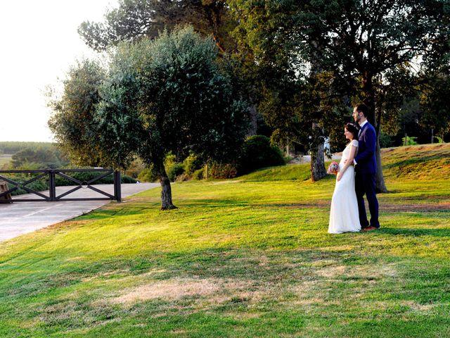 La boda de Jordi y Laia en Pontos, Girona 34