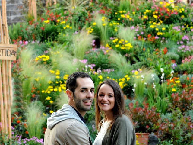 La boda de Jordi y Laia en Pontos, Girona 37