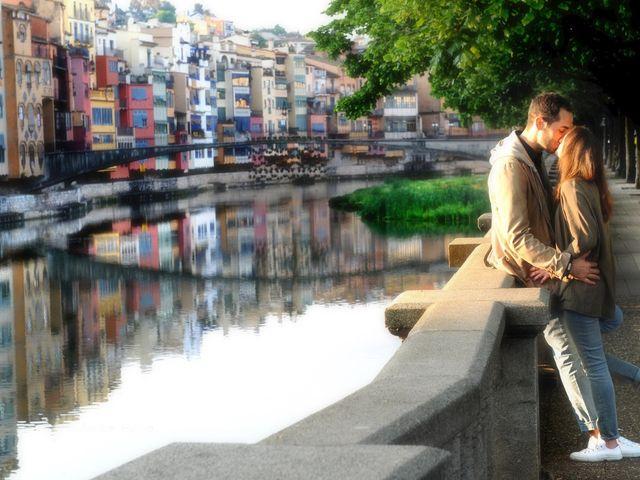 La boda de Jordi y Laia en Pontos, Girona 1