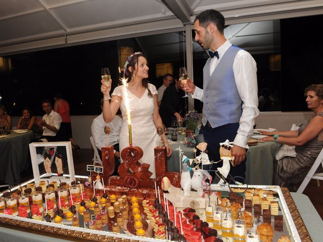 La boda de Jordi y Laia en Pontos, Girona 47