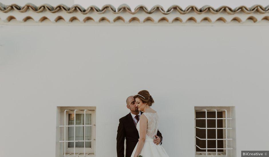 La boda de Gonzalo y Mar en Campo De Criptana, Ciudad Real