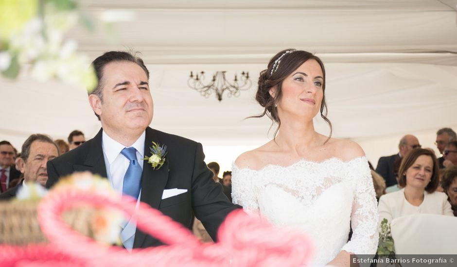 La boda de Víctor y Inmaculada en Cádiz, Cádiz