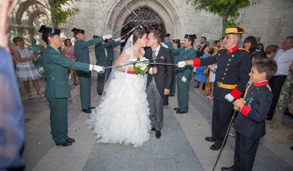 La boda de Alberto y Raquel  en Palencia, Palencia