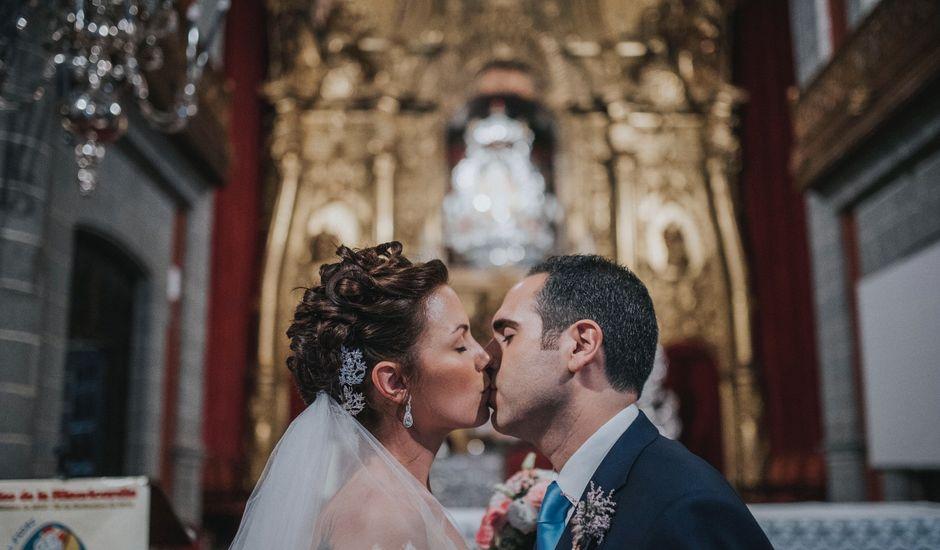 La boda de Nelson y Idaira en Teror, Las Palmas