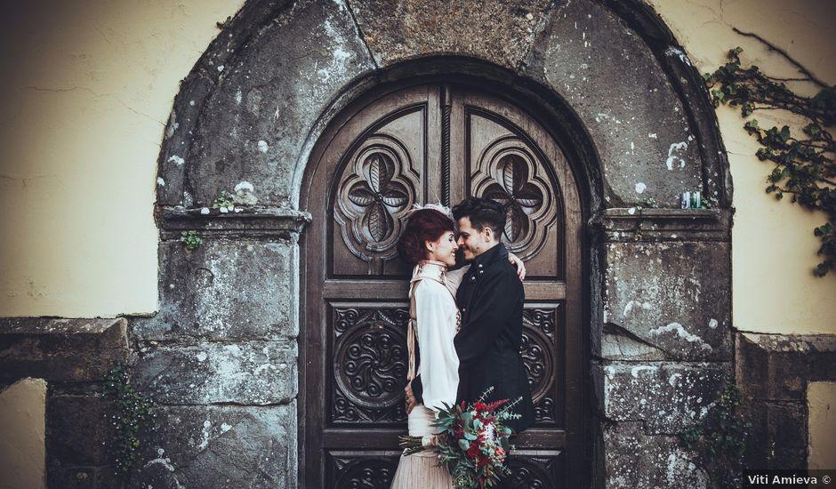 La boda de Fernando y Lara en Infiesto, Asturias