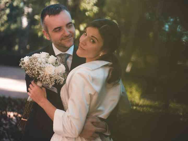 La boda de Teresa y Adrián