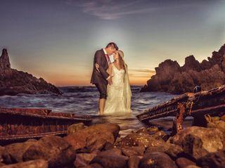 La boda de Celeste y Pedro