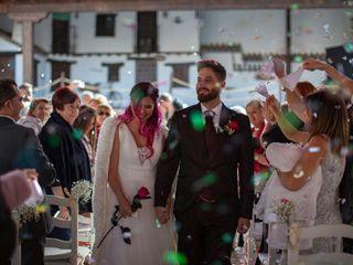 La boda de David y Andrea